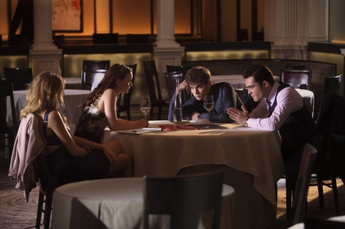 Gossip Girl's Chair and Dair: A treaty to end the ship war ...