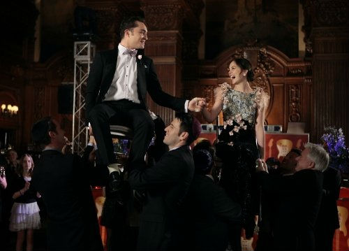 Chuck and Blair on &quot;The Wrong Goodbye&quot;