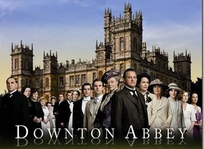 Downton Abbey Season Two premiere 01/08/12
