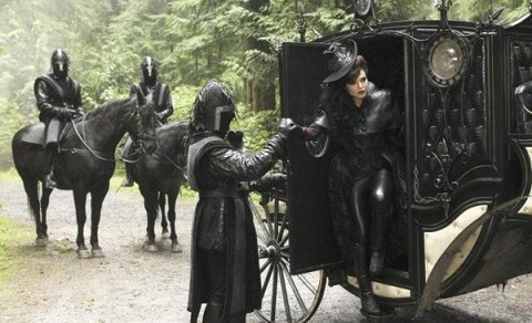The Evil Queen in OUaT 'True North'