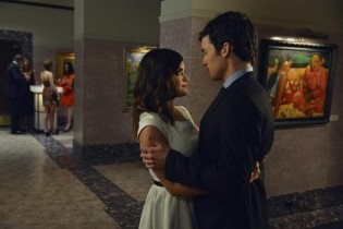 LUCY HALE, IAN HARDING