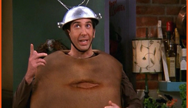 Happy Halloween! Our 5 favorite costumes worn by TV characters ...