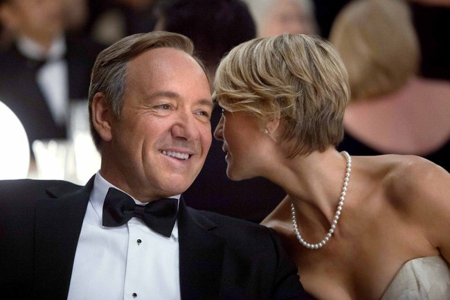 frank and claire relationship house of cards