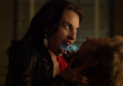 lost girl aife and dyson do the nasty what what