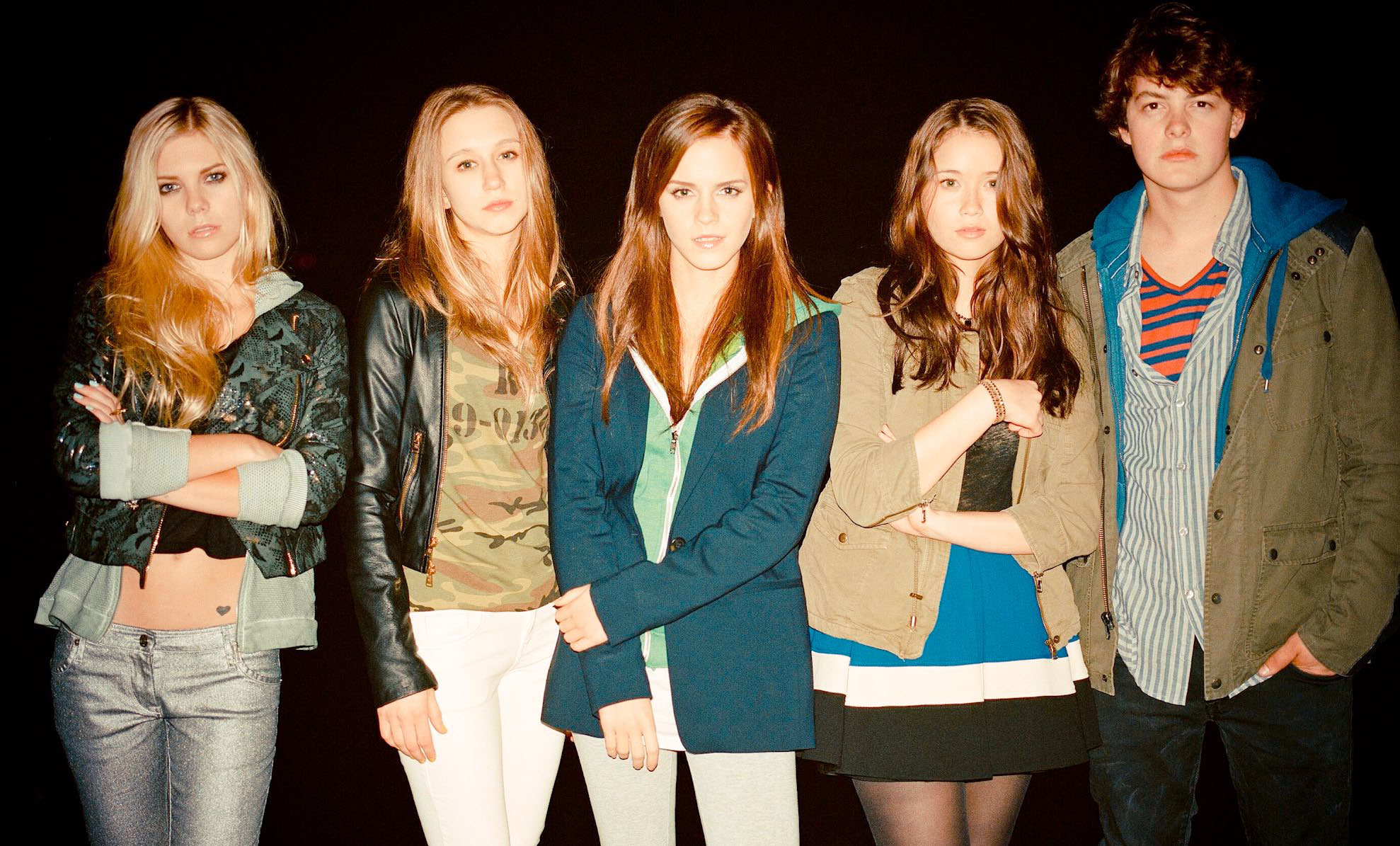 Taissa Farmiga Bling Ring: Movie Review: The Bling Ring (2013