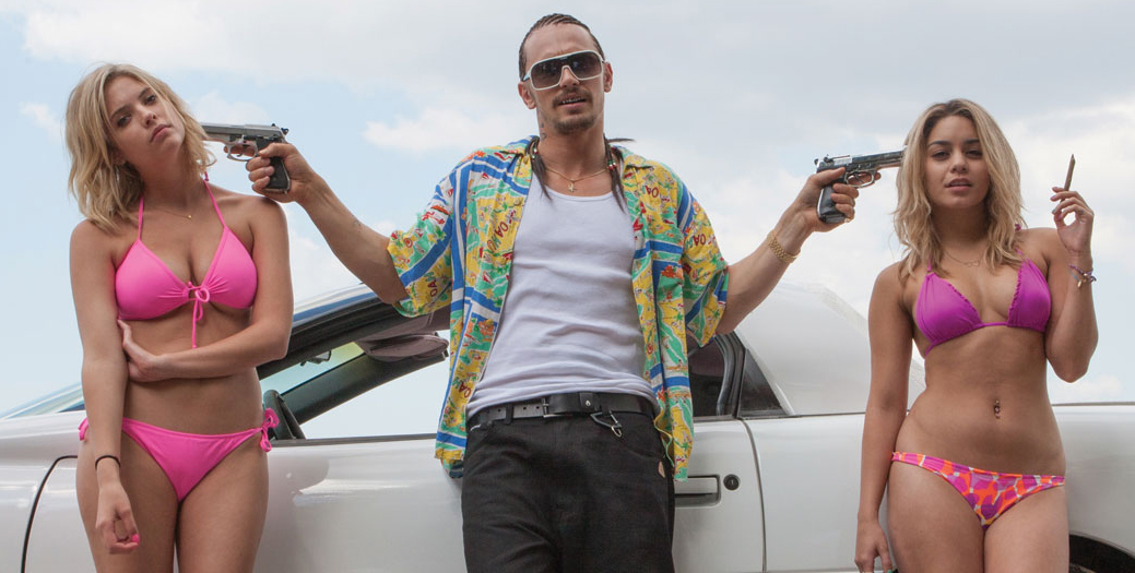 Though spring breakers was released much earlier this year the film