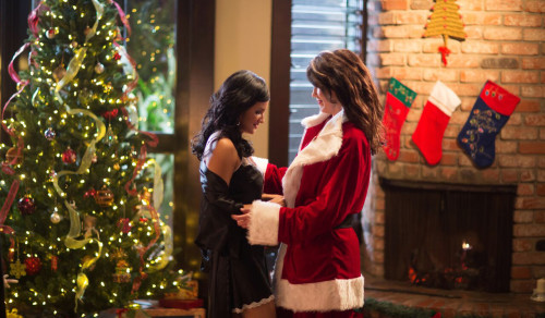 LoPresti and Champion Santa Revealed