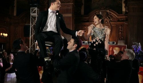 "Chuck and Blair on ""The Wrong Goodbye"""