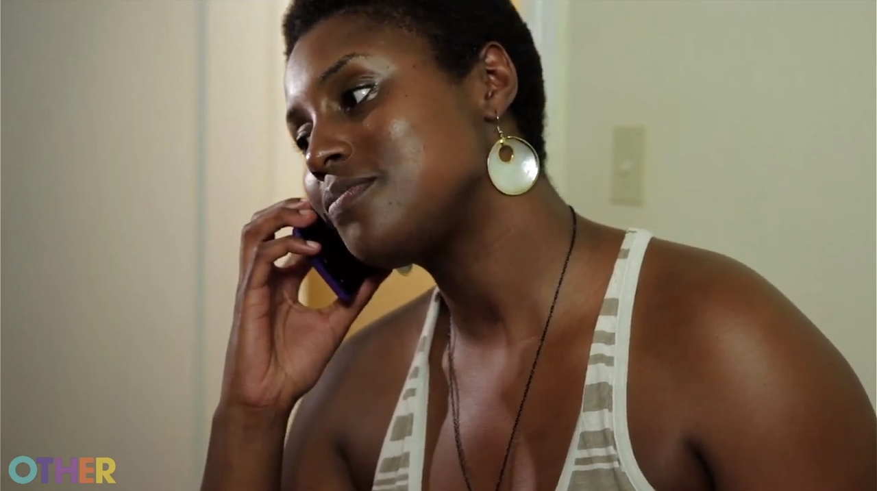 Black girl d-5797