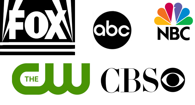 New pilots ordered from Fox, ABC, NBC, CW, and CBS