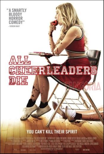 All Cheerleaders Die poster_huge