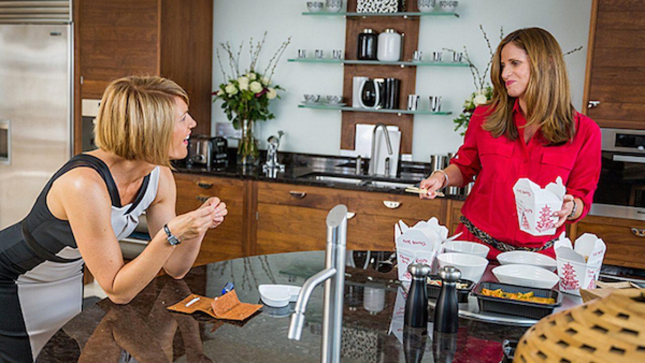 Episodes Stars Kathleen Rose Perkins And Andrea Savage Talk