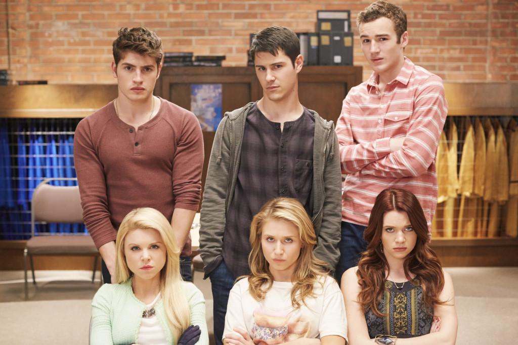 Season 2B Cast Shot